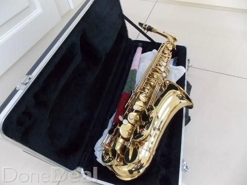 Startone Alto Saxophone for sale For Sale in Dublin : €300 - DoneDeal.ie