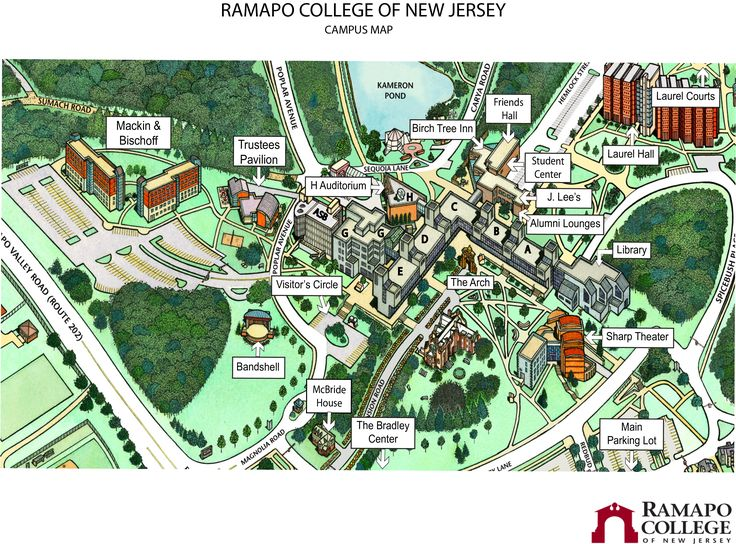 Ramapo college admission essay