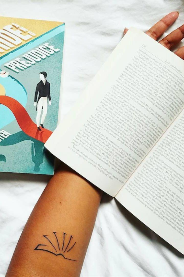 #literarytattoos http://writersrelief.com/