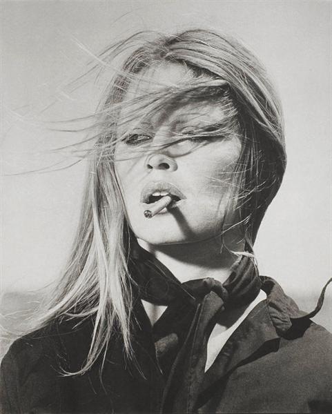 brigitte bardot, terry o'neill, 1971