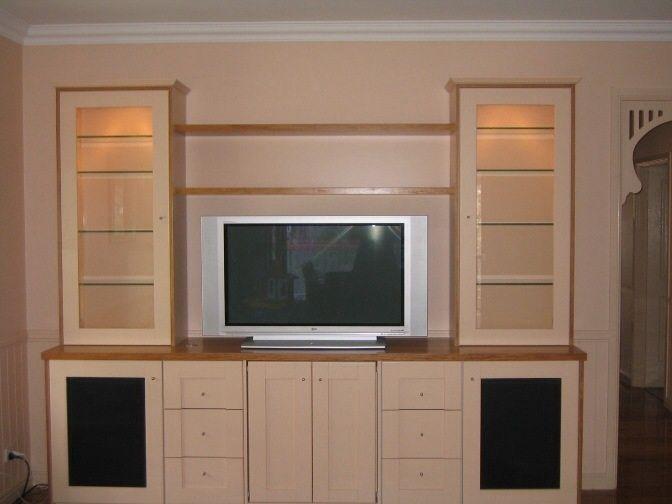 entertainment unit vented mesh doors veneer display cabinet entertainment units pinterest. Black Bedroom Furniture Sets. Home Design Ideas