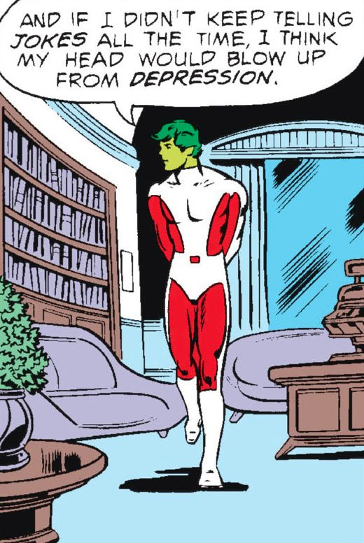 Beast Boy in The New Teen Titans #3
