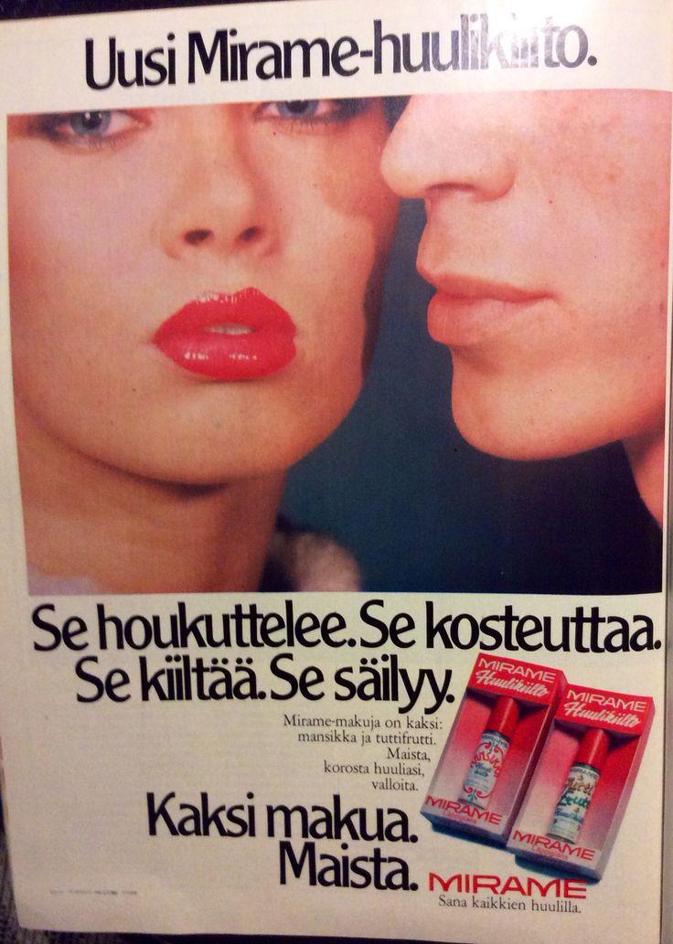 1980 muoti+kauneus