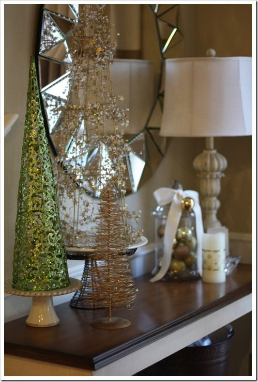 Trees on cake stands & 88 best Cake Stand Decorating images on Pinterest | Good ideas Cake ...