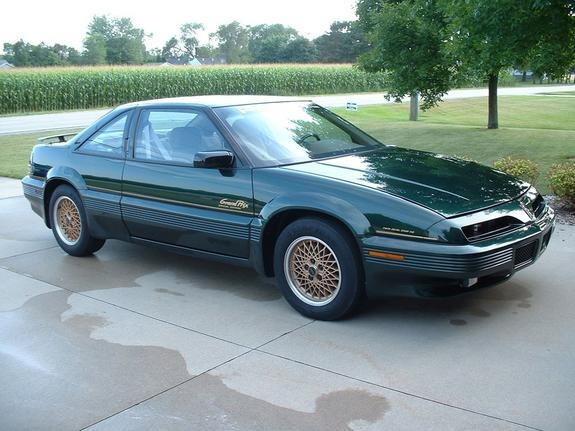 The 1993 Pontiac Grand Prix Special Edition. The first new