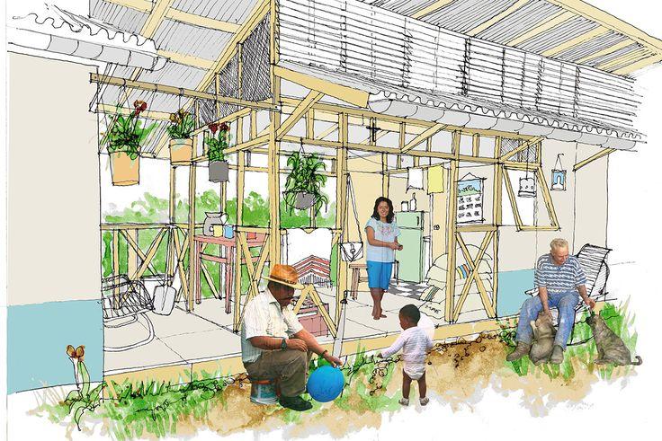Galería de Sistema Arquitectónico para la Vivienda de Interés Social Rural / Ensamble de Arquitectura Integral - 47