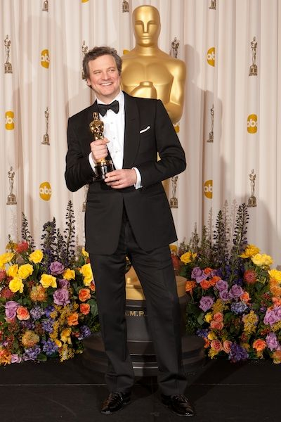 "83rd Academy Awards® (2011) ~ Colin Firth won the Best Actor Oscar for his performance in ""The King's Speech"" (2010) (Won 1 Oscar. Another 70 wins & 39 nominations)"