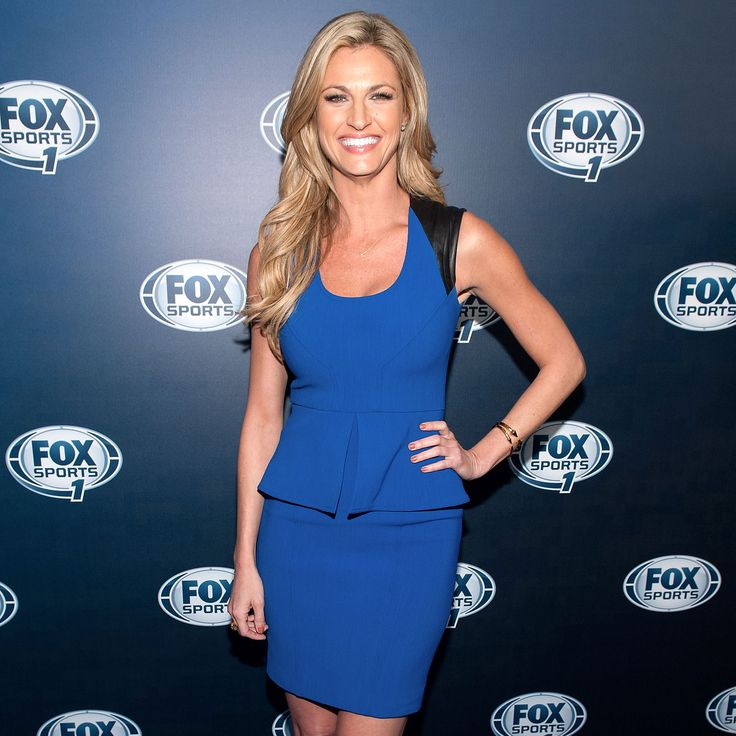Sports broadcaster Erin Andrews talks about why she loves her career with FOX Sports and what's next for her.