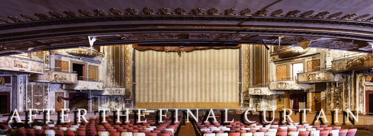 Paramount Theatre – Marshall, TX | After the Final Curtain