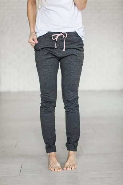 Breakout Loungers - Charcoal - Mindy Mae's Market