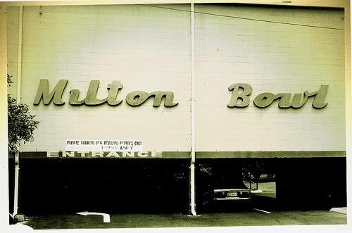 Milton Bowl.