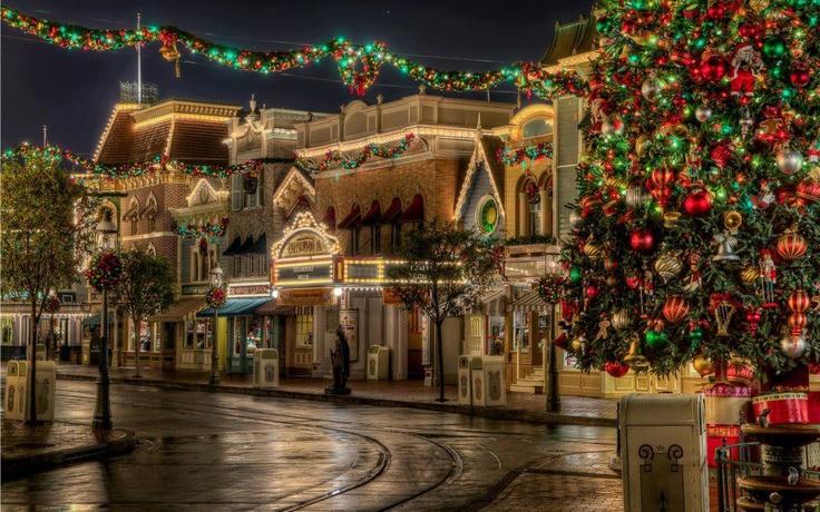 Christmas on Main Street, USA
