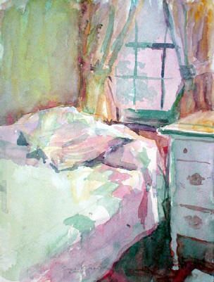 Watercolors-Susan Knight Smith
