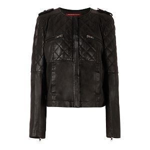 Biker matelassé | Blousons et manteaux | Comptoir des Cotonniers
