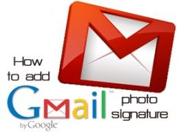 This a friendly yet complete guide on how to add image or photo in your Google Mail (Gmail) signature. This is ideal in attaching a photo signature in your Google emails. Follow the steps in this article, and you will have your photo signature in no time!