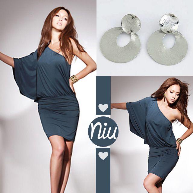 Outfit de elegancia y seducción. Encuentra esto y mucho más en: www.niuenlinea.co