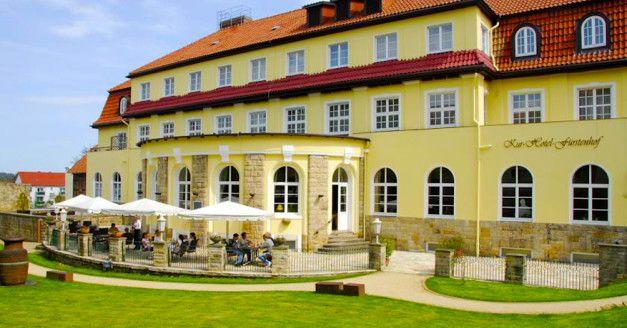 85€ | -42% | #Harz – 3 Tage #Kurzurlaub in der Blütenstadt #Blankenburg