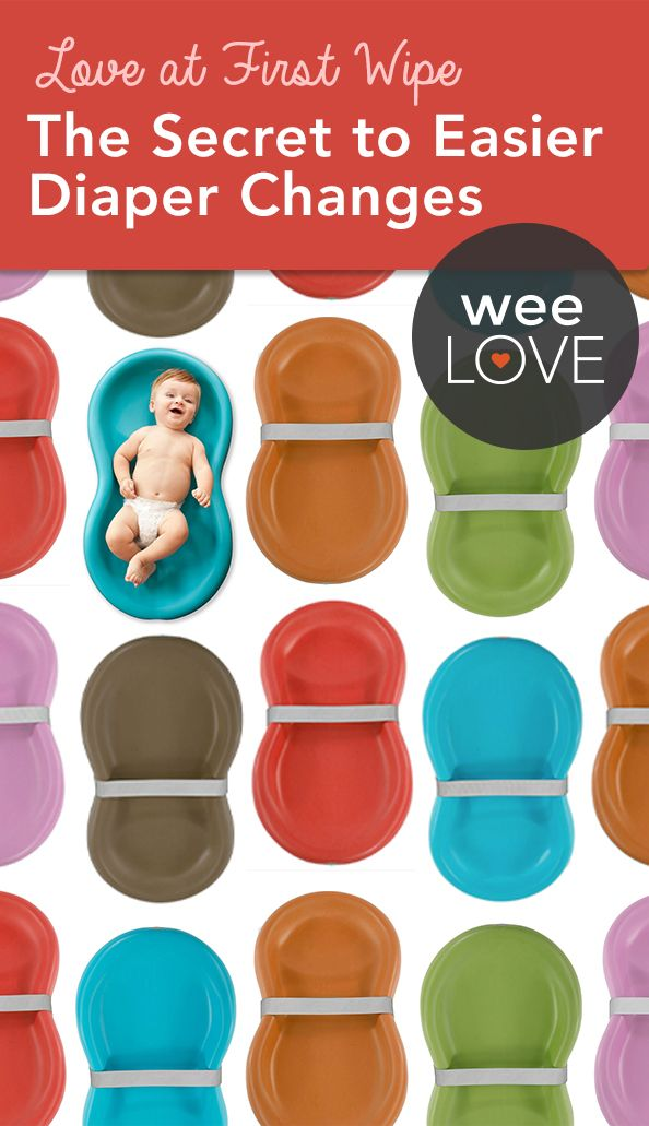 A sleek, stylish diaper changing pad that you can WIPE down! | Want to get weeLove in your inbox? www.wee.co/weelove