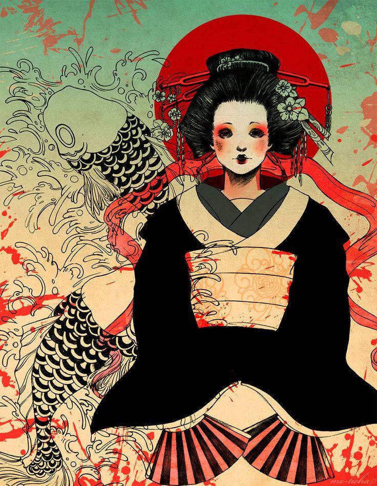 Memorias de una Geisha VS. Vida de una Geisha