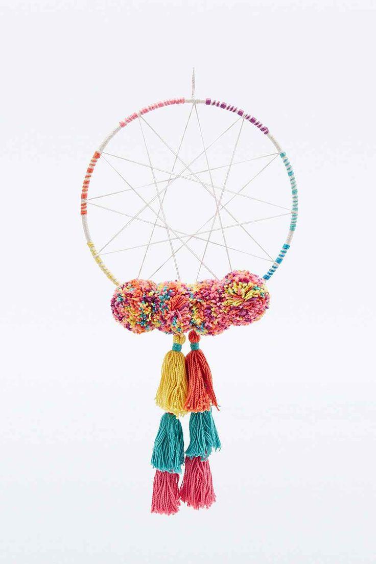 Attrape-rêves Lana multicolore