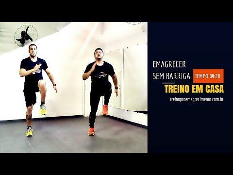 10 Minutos destruidores de gordura da barriga - Treinado em casa - Faça esse treino 5x na semana - YouTube