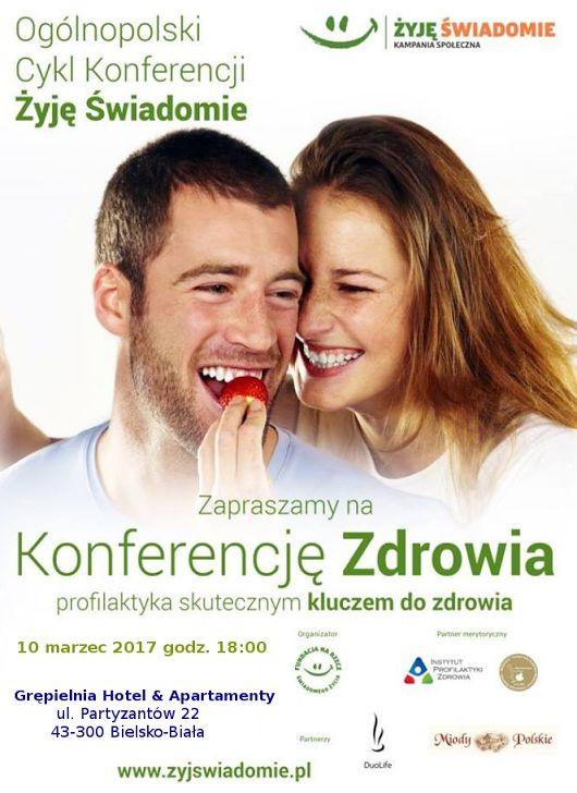 Konferencja Zdrowia http://bit.ly/KonferencjeZdrowia