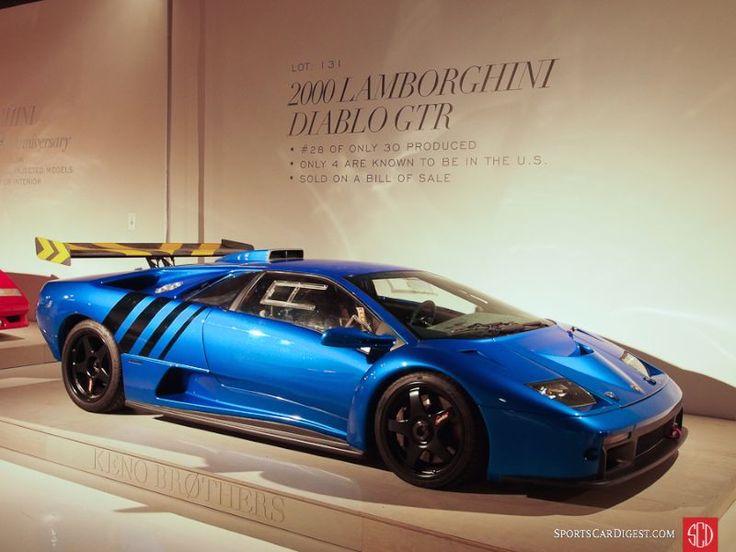 668 Best Images About Lamborghini Diablo On Pinterest