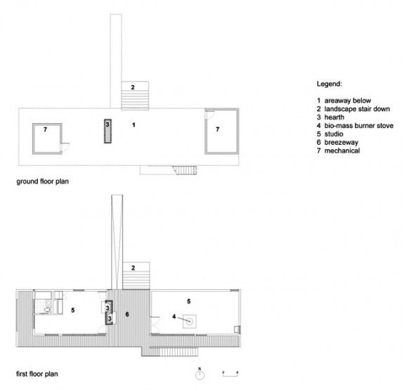 Awesome Artist Residences Floor Plan By Hanrahan Meyers
