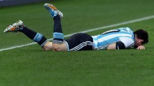 """Huy Carajo: Carta de una maestra a Messi: """"No le hagas creer a..."""