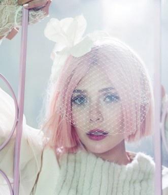 Elizabeth Olsen in Bullett Magazine September 2012