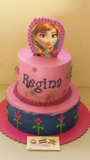 Pastel Ana Frozen