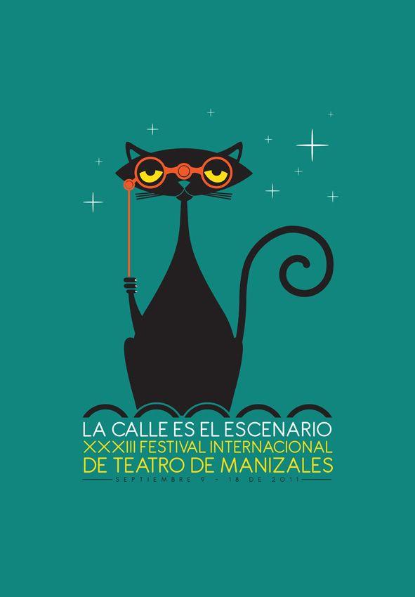 Imagen Fest. de teatro de manizales 2011. - Andrés Marantá / Portfolio.
