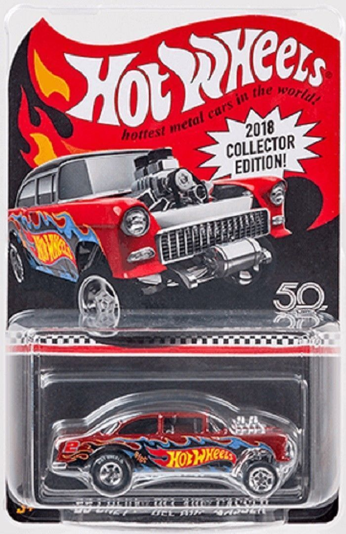 Diecast Toy Vehicles 51023 2018 Hot Wheels Collector Edition From