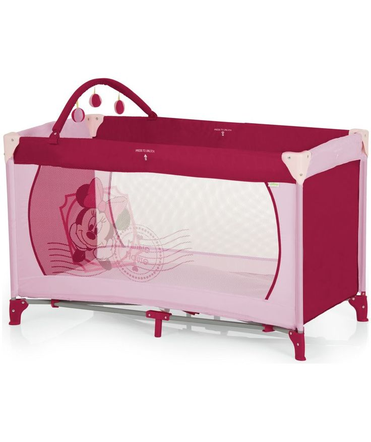 Buy Disney Baby Dream N Play Minnie Mouse 2014 at Argos.co.uk - Your Online Shop for Travel cots.