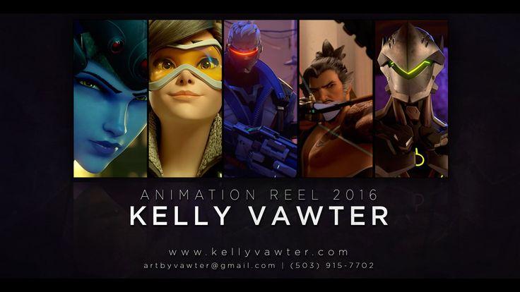 Summer 2016 Animation Reel