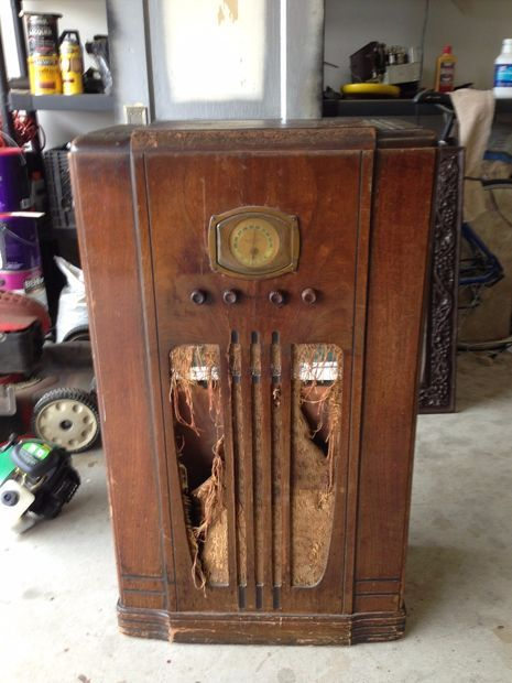 best 25 antique radio cabinet ideas on 87971