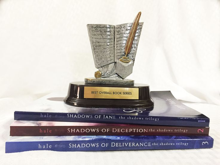 The Shadows Trilogy won Best Overall Book Series at the 2016 Ozarks Indie Book Fest.