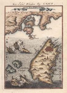 Isle de Rhodes | Sanders of Oxford