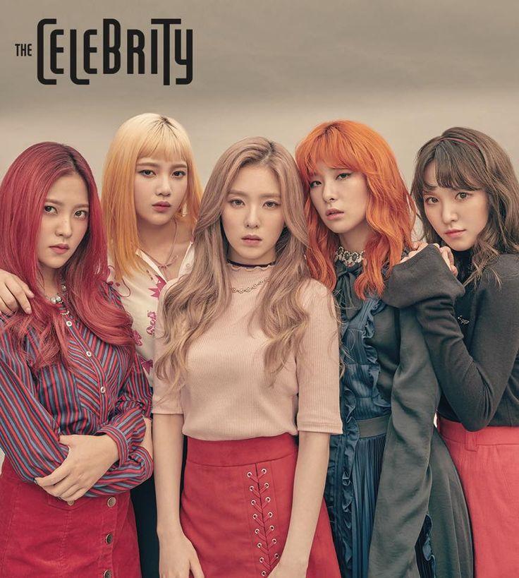 Red Velvet - The Celebrity Magazine October Issue '16