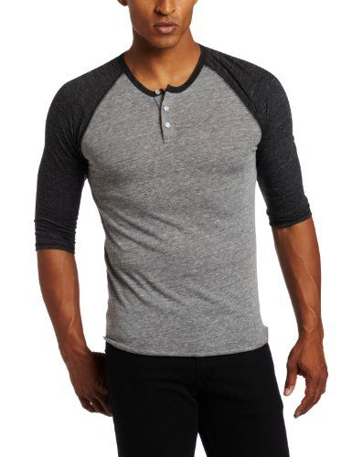 how to wear a three quarter tee shirt