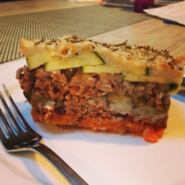 Paleo Lasagne Recipe.