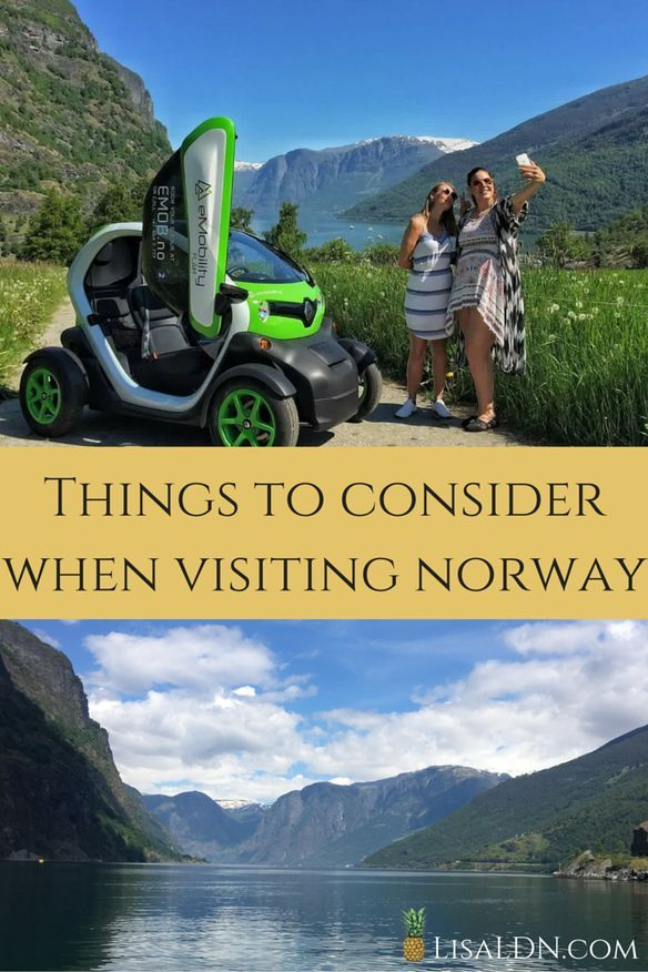 Things to consider when visiting Norway > http://LisaLDN.com