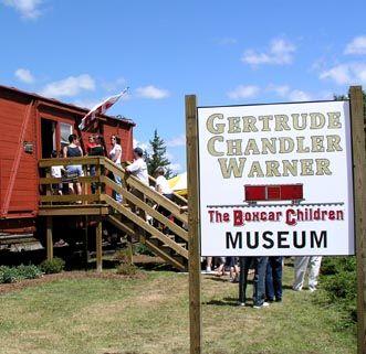 Boxcar Children Museum, Putnam CT