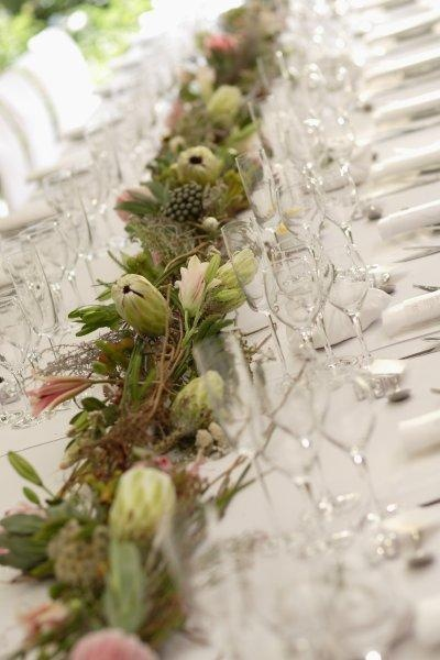 www.weddingconcepts.co.za  Beautiful South African Proteas