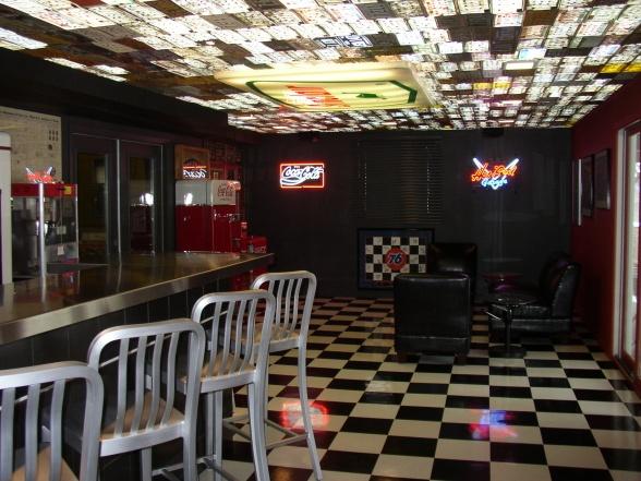 Bar Garage Garage Man Cave Shop Inspiration Ideas Pinterest Garage Information About