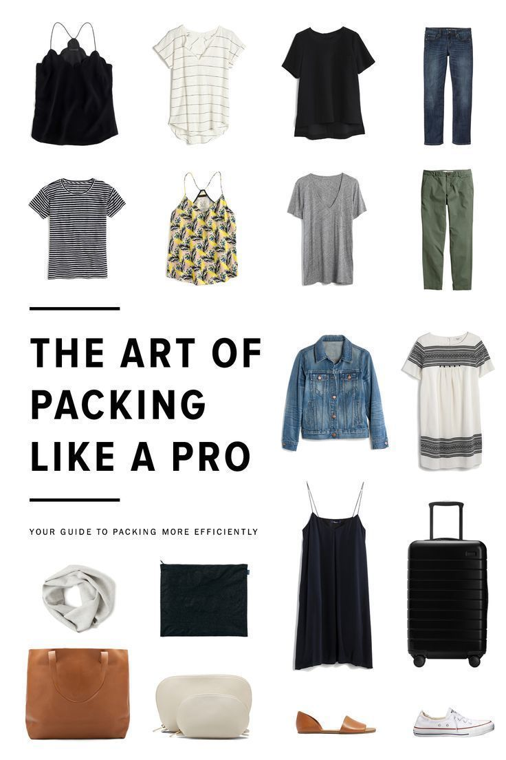 Packing Tips / See and Savour