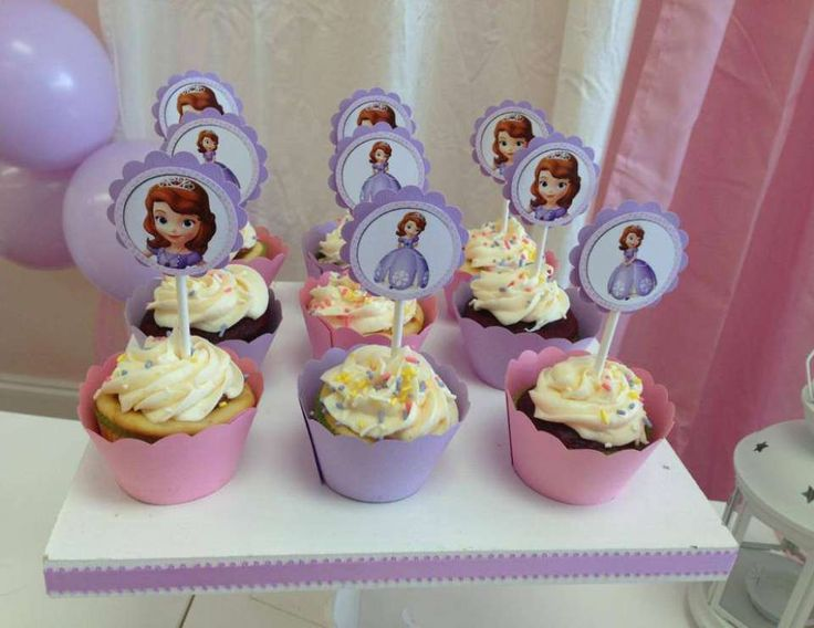 "Princess Sofia  / Birthday ""Sofia the First"" | Catch My Party"