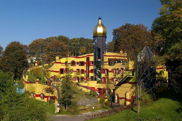 Hundertwasser-Gebäude, Essen - Friedensreich Hundertwasser – Wikipedia