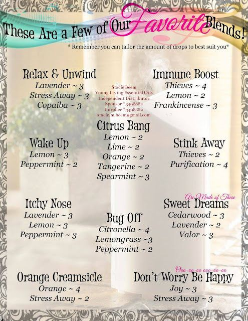 You Know I Love to Share: How to Diffuse Essential Oils With Young Living Es...
