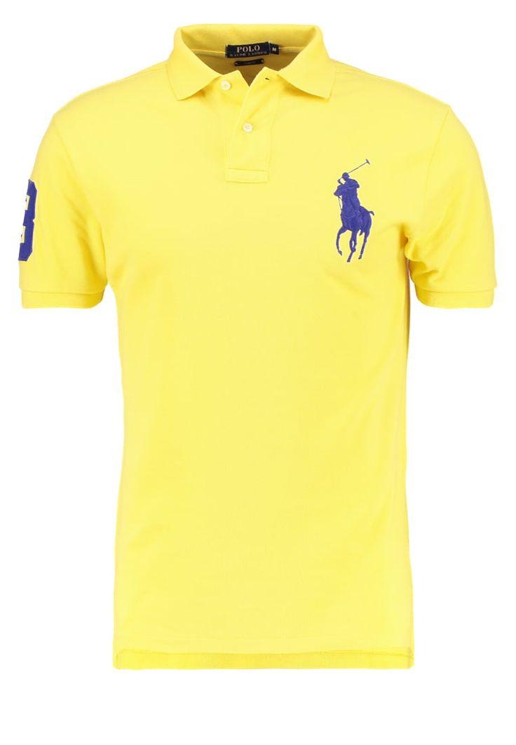 Polo Ralph Lauren Poloshirt tournament yell Premium bei Zalando.de | Material Oberstoff: 100% Baumwolle | Premium jetzt versandkostenfrei bei Zalando.de bestellen!